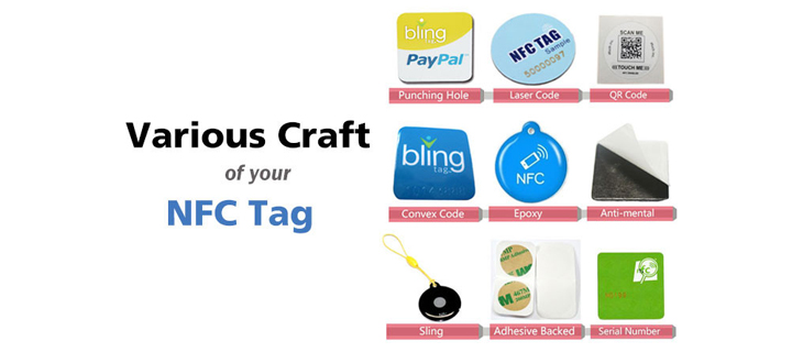 NFC Tags for Solutions