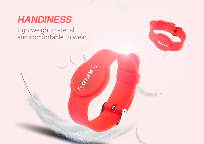 Rfid Adjustable Bracelet