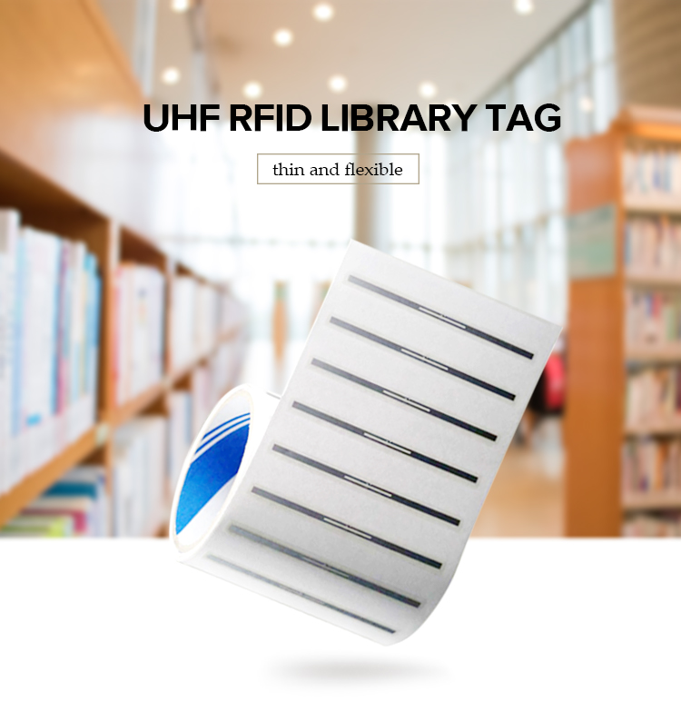 Library Rfid Book Tag
