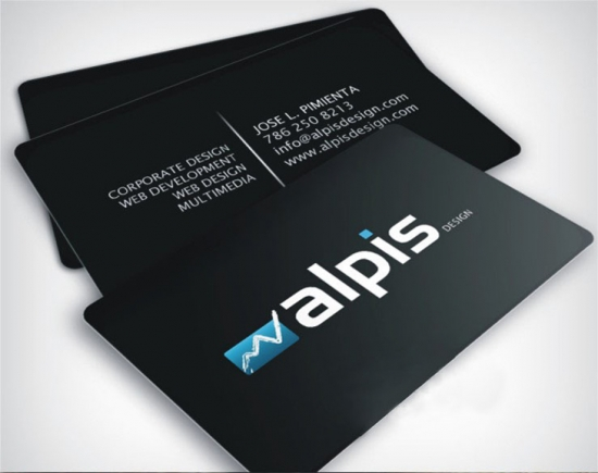 PVC Business Card