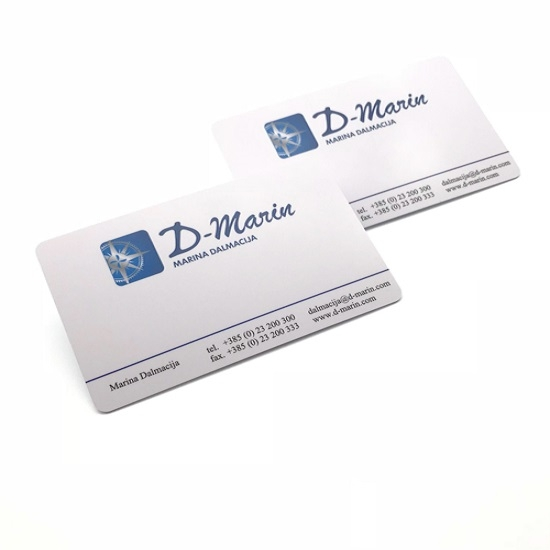 Rewritable ID Card Thermal Visual Card