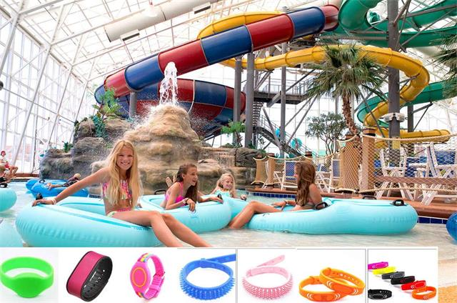 parc aquatique rfid et resorts